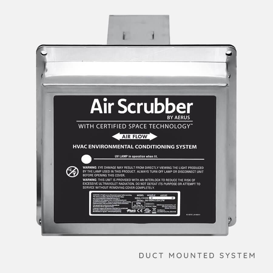 Air Scrubber by Aerus - Air Purification System.